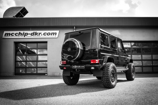 Mcchip-dkr Mercedes-Benz G 63 AMG MC-800