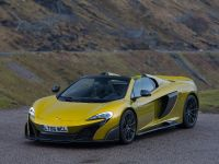 2015 McLaren 675LT Spider , 3 of 16