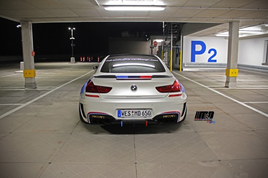 M&D BMW 650i PD6XX GT3
