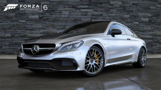 Mercedes-AMG C63 S Coupe for Forza Motorsport 6