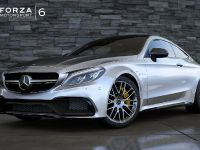2015 Mercedes-AMG C63 S Coupe for Forza Motorsport 6, 1 of 2