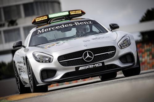 Mercedes AMG GT S премьеры нового автомобиля на DTM