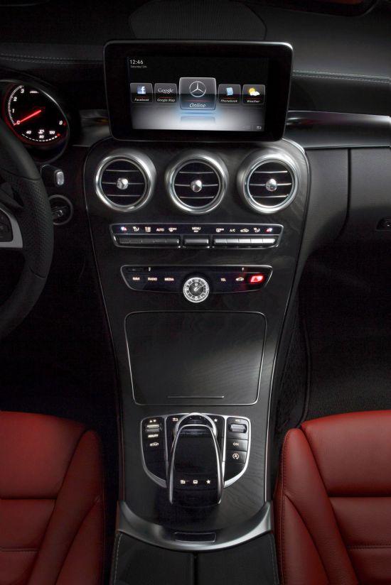 Mercedes-Benz C-Class Interior