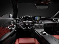 2015 Mercedes-Benz C-Class Interior, 1 of 10