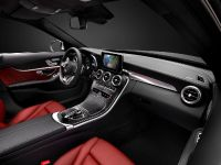 2015 Mercedes-Benz C-Class Interior, 2 of 10