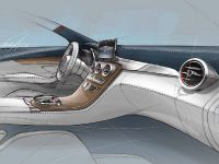 2015 Mercedes-Benz C-Class Interior, 9 of 10