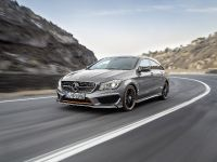 2015 Mercedes-Benz CLA Shooting Brake, 7 of 18