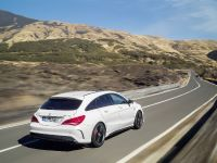 2015 Mercedes-Benz CLA45 AMG Shooting Brake, 10 of 17