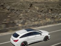 2015 Mercedes-Benz CLA45 AMG Shooting Brake, 11 of 17