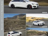 2015 Mercedes-Benz CLA45 AMG Shooting Brake, 17 of 17