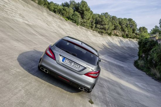 Mercedes-Benz CLS and CLS Shooting Brake
