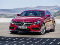 2015 Mercedes-Benz CLS and CLS Shooting Brake, 1 of 15