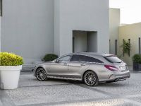 2015 Mercedes-Benz CLS and CLS Shooting Brake, 3 of 15