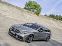 2015 Mercedes-Benz CLS and CLS Shooting Brake, 6 of 15