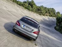 2015 Mercedes-Benz CLS and CLS Shooting Brake, 7 of 15