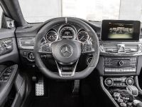 2015 Mercedes-Benz CLS and CLS Shooting Brake, 14 of 15