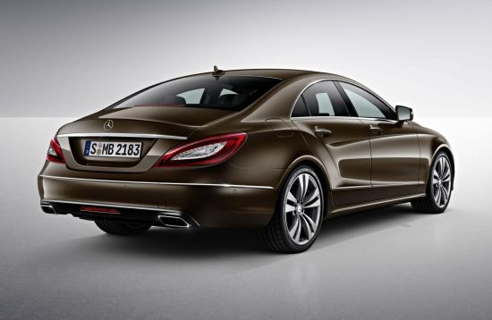 Mercedes-Benz CLS Sport Package