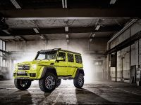 2015 Mercedes-Benz G 500 4x4 Concept, 2 of 11