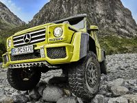 2015 Mercedes-Benz G 500 4x4 Concept, 5 of 11