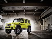 2015 Mercedes-Benz G500 4x42, 3 of 7