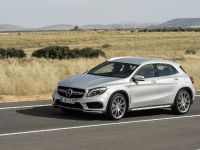 2015 Mercedes-Benz GLA 45 AMG, 8 of 10