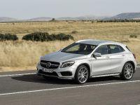 2015 Mercedes-Benz GLA 45 AMG, 8 of 10