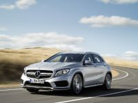 2015 Mercedes-Benz GLA 45 AMG, 9 of 10