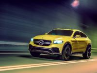 2015 Mercedes-Benz GLC Coupe Concept, 1 of 16