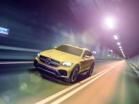 2015 Mercedes-Benz GLC Coupe Concept, 2 of 16
