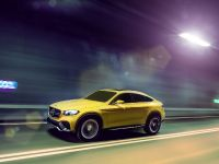 2015 Mercedes-Benz GLC Coupe Concept, 3 of 16