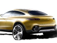 2015 Mercedes-Benz GLC Coupe Concept, 16 of 16