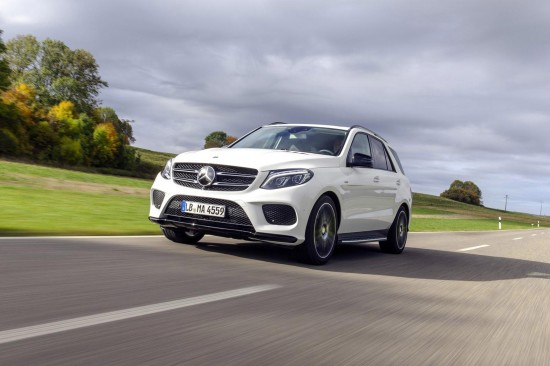 Mercedes-Benz GLE450 AMG 4MATIC