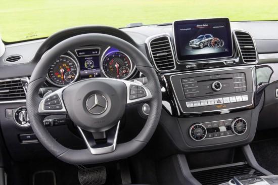 Mercedes-Benz GLE450 AMG 4MATIC