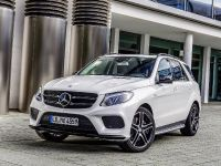 2015 Mercedes-Benz GLE450 AMG 4MATIC, 2 of 9