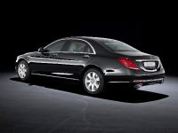 2015 Mercedes-Benz S 600 Guard, 2 of 3