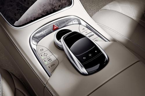 Mercedes-Benz S 600, 2015, 08