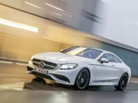 2015 Mercedes-Benz S 63 AMG Coupe, 3 of 23