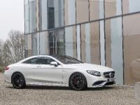 2015 Mercedes-Benz S 63 AMG Coupe, 5 of 23
