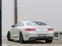 2015 Mercedes-Benz S 63 AMG Coupe, 8 of 23