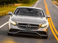 2015 Mercedes-Benz S63 AMG 4MATIC Coupe, 1 of 5