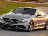 2015 Mercedes-Benz S63 AMG 4MATIC Coupe, 3 of 5