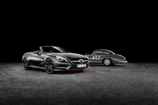 Mercedes-Benz SL Mille Miglia 417 Edition