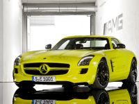 2015 Mercedes-Benz SLS AMG E-CELL