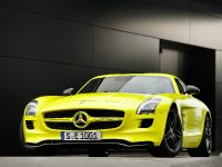2015 Mercedes-Benz SLS AMG E-CELL, 5 of 19