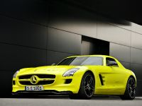 2015 Mercedes-Benz SLS AMG E-CELL, 6 of 19