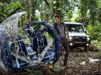 thumbnail image of 2015 Mercedes-Benz Vehicles in Jurassic World