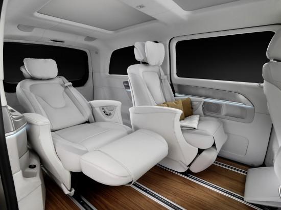 Mercedes-Benz Vision e Concept