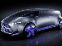2015 Mercedes-Benz Vision Tokyo Concept , 1 of 13