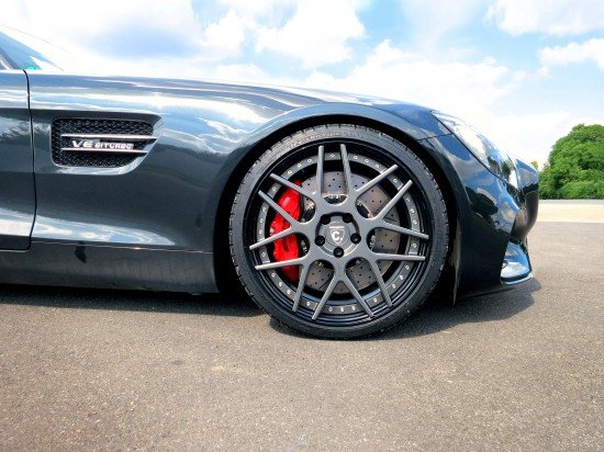 Mercedes GT S LOMA WHEELS