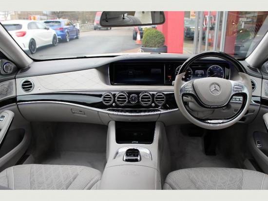 2015 Mercedes S-Class Maybach